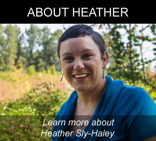 Learn about Heather Sly-Haley, a couples counselor in Salem, Oregon